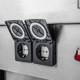 Bucatarie exterioara modulara Char-Broil Ultimate Entertainment gratar + chiuveta 140906-140905 - 34