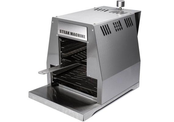 Gratar pe gaz cu arzator infrarosu Steak Machine Activa 12900 - 1