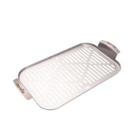 Tava din inox tip grill pentru gratar Char-Broil 140015 - 1