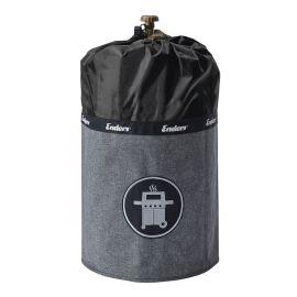 Husa neagra pentru butelie de gratar tip 11 kg 63 x 32 cm Enders 5117 - 1