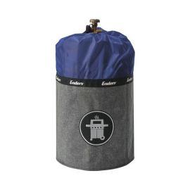 Husa albastra pentru butelie de gratar tip 11 kg 63 x 32 cm Enders 5121 - 1