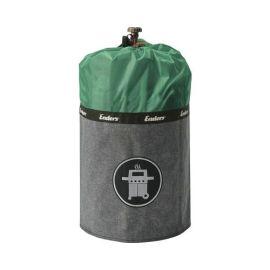 Husa verde pentru butelie de gratar tip 11 kg 63 x 32 cm Enders 5122 - 1