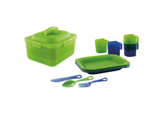 Set de vase pentru picnic pentru 4 persoane 25 de piese Enders 6831 - 1