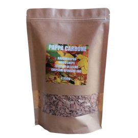 Aschii afumare lemn de fag marimea 3 Pappa Carbone FAGCLASS3 350 grame - 1