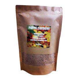 Aschii afumare lemn de fag marimea 1 Pappa Carbone FAGCLASS1 350 grame - 1