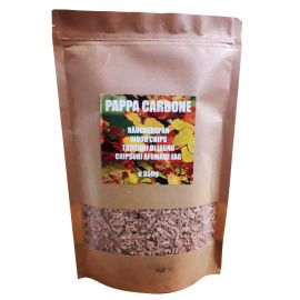 Aschii afumare lemn de fag marimea 2 Pappa Carbone FAGCLASS2 350 grame - 1