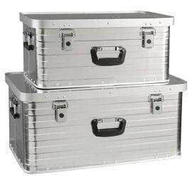 Set 2 cutii de aluminiu pentru depozitare 80 litri si 47 litri Enders Toronto 3902 - 1