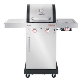 Gratar pe gaz din inox Char-Broil Professional Pro S 2, grile din fonta, TRU-Infrared 140919 - 1