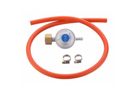Set regulator de presiune gaz si furtun 100 cm Cadac 30mBar 8510 - 1