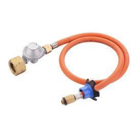 Set regulator adaptor pentru aragaz portabil cu cartus la butelie Cadac 8521 - 1