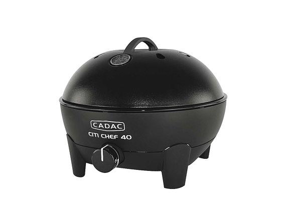 Gratar pe gaz si aragaz portabil Cadac Citi Chef 40 Black 5610-20-04-EF - 1