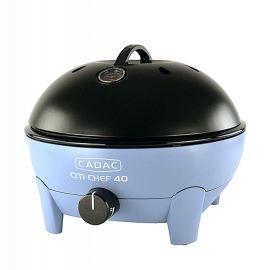 Gratar pe gaz si aragaz portabil Cadac Citi Chef 40 Sky Blue 5610-20-15-EF - 1