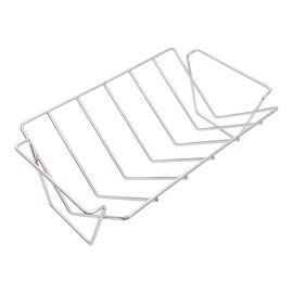 Suport pentru gatit coaste la gratar 35 x 21 x 12 cm Char-Broil 140017 - 1