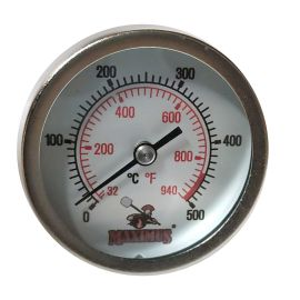 Termometru pentru cuptor traditional pentru pizza pe lemne Maximus Thermometer - 1