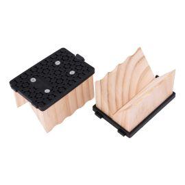 Cap de schimb din lemn pentru perie de gratar Premium Char Broil 140041 - 1