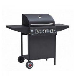 Gratar pe gaz cu 3 arzatoare Grill Chef Landmann 12733 - 1