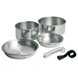 Set 5 vase pentru gatit din aluminiu Campingaz - 202031 - 1