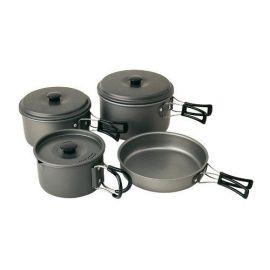 Set 4 vase pentru gatit din aluminiu Campingaz - 202030 - 1
