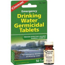 Tablete pentru purificarea apei Coghlans - C7620 - 1