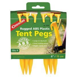 Cuie pentru cort 15cm din plastic ABS Coghlans - C9306 - 1