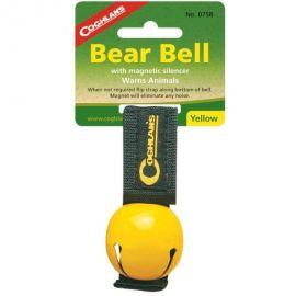 Clopotel galben Coghlans pentru avertizarea animalelor - C0758 - 1
