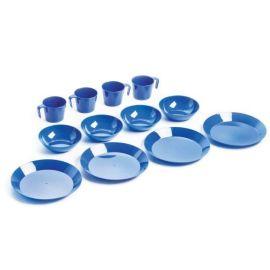 Set vesela din plastic pentru camping Coghlans - 1