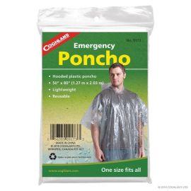Poncho transparent pentru ploaie Coghlans - 1