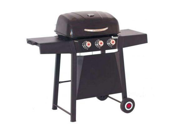 Gratar pe gaz cu 3 arzatoare Grill Chef Midas Landmann 12200 - 1