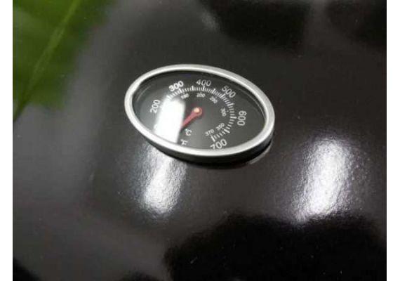 Gratar pe gaz cu 3 arzatoare Grill Chef Midas Landmann 12200