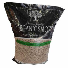 Peleti pentru Grill Organic Smoke 0265-4, lemn de mar, 10 Kg - 1