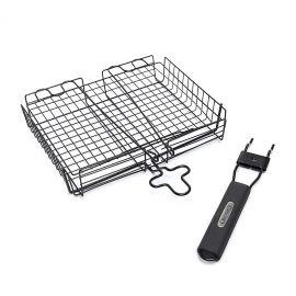 Cos pentru gatire la gratar cu maner detasabil GrillPro by Broil King 24876 - 1