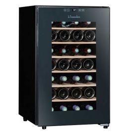 Racitor de vin, 28 sticle, termoelectric, LaSommeliere LS28CB 45 x 52,8 x 73,5 cm - 1