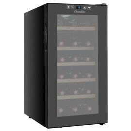 Racitor de vin, termoelectric, 18 sticle, LaSommeliere LS18CB 34,5 x 48,5 x 67 cm - 1