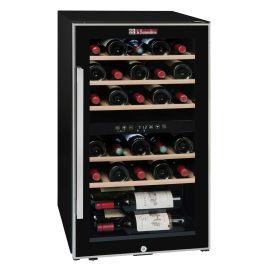 Racitor de vin, 29 sticle, compresor, 2 zone, LaSommeliere ECS30.2Z 48 x 43 x 86 cm - 1