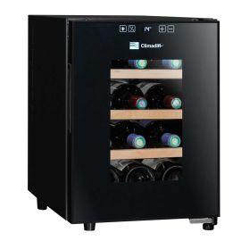 Racitor de vin, 12 sticle, hibrid, Climadiff CC12 34,5 x 46 x 48 cm - 1