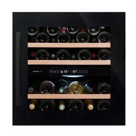 Racitor de vin, 36 sticle, compresor, 2 zone, incorporabil, AVI60CDZA 59 x 56 x 59,5 cm - 1