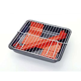 Gratar pe carbuni rectangular Grill Chef Landmann 11526