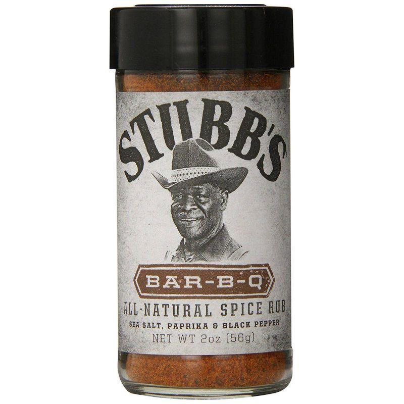 Condimente Stubb's Bar-B-Q Spice 56 g ST-226