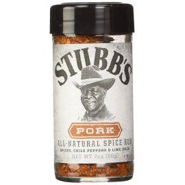 Condimente Stubb's Pork Spice 56 g ST-228