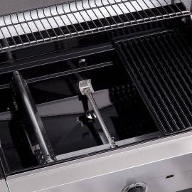 Gratar pe gaz Char-Broil Performance 340S, 3 arzatoare din inox, TRU-Infrared