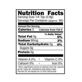 Condimente Stubb's Chicken Spice 56 g ST-229 - 2