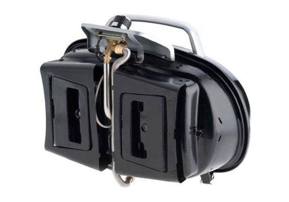 Gratar pe gaz portabil Grill Chef Landmann 12051