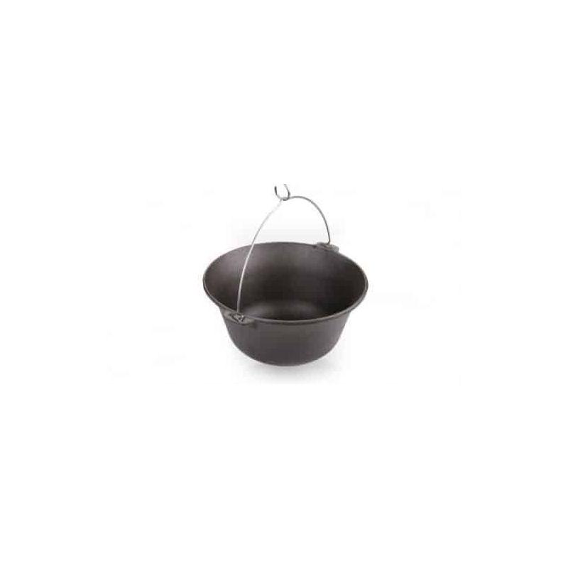 Ceaun din fonta 22 litri PFH012