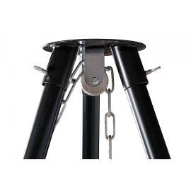 Gratar pe carbuni tip disc cu trepied 65 cm Oklahoma Activa 19548
