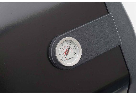 Gratar pe gaz Landmann Triton 12962, gratare din fonta, PTS 4+1 arzatoare din inox