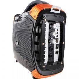 Boxa portabila activa Quer FM/MP3/BLUETOOTH/Karaoke KOM0837