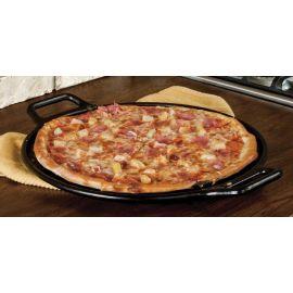 Tigaie din fonta pentru pizza Lodge 36 cm L-P14P3 - 6
