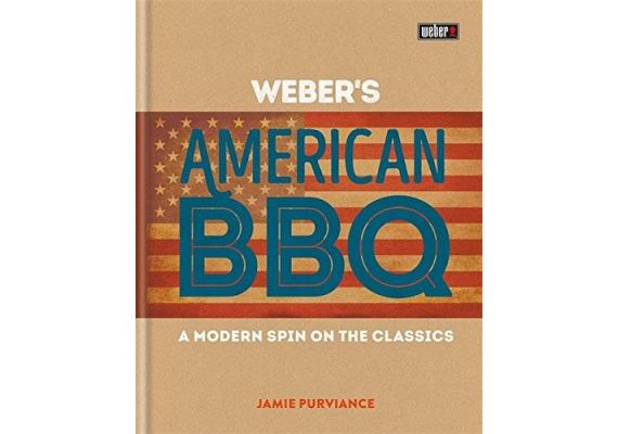 Weber's American Barbecue, Jamie Purviance - 1