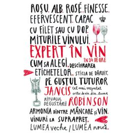 Expert in vin in 24 de ore, Jancis Robinson