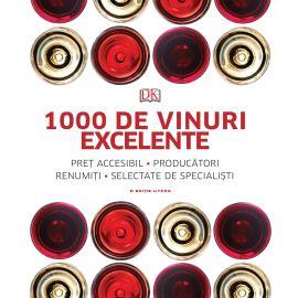 1000 de vinuri excelente. Pret accesibil, producatori renumiti, selectate de specialisti - 1